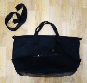 H&M Sport XL Tasche große Sporttasche Weekender schwarz