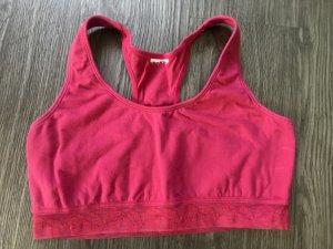 H&M Sportbh pink 38