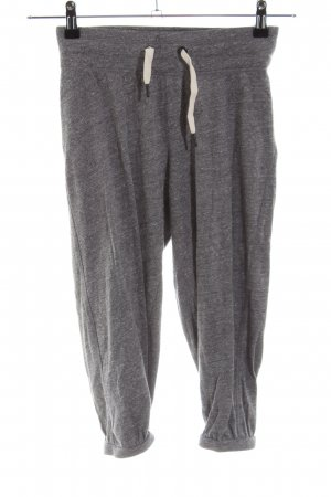 H&M Trackies light grey flecked simple style
