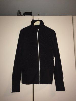 H&M Sportjacke schwarz Grösse 44 (fällt aber kleiner aus - eher 40/42)