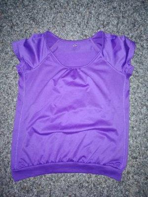 H&M T-shirt de sport violet