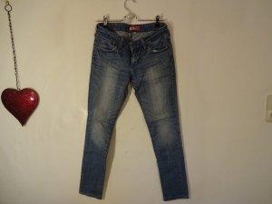 H&M SQIN Jeans Röhre