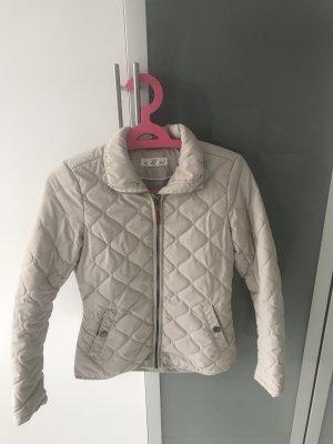 H&M Gewatteerd jack licht beige-room