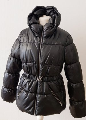 H&M Quilted Jacket black