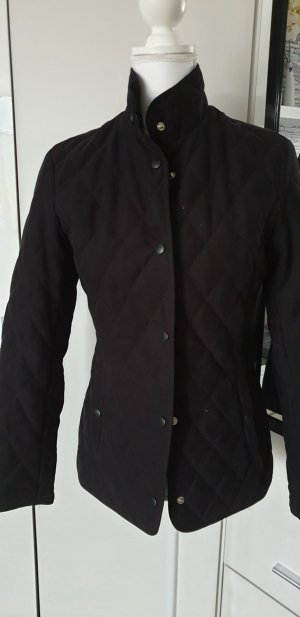 H&M Veste matelassée noir