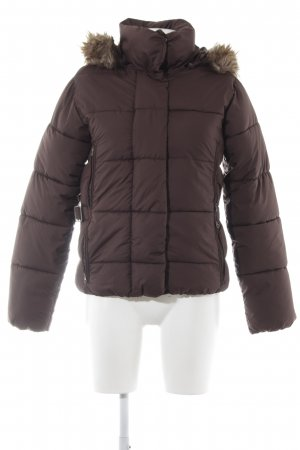 H&M Steppjacke purpur Casual-Look