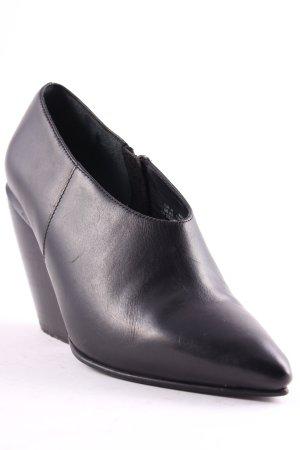 H&M Stiefeletten schwarz Elegant