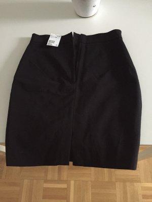 H & M Stiftrock schwarz 38