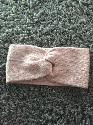 H&M Stirnband wolle rosa