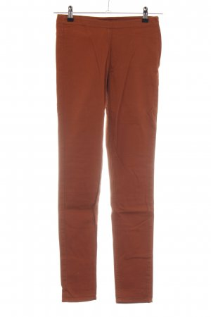 H&M Stoffhose hellorange Casual-Look