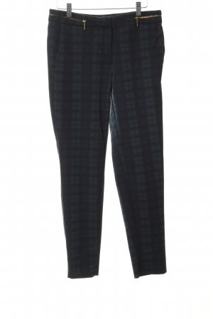 H&M Stoffhose Glencheckmuster Casual-Look