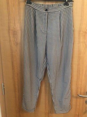 H&M Pantalón de pinza alto multicolor