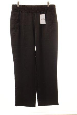 H&M Stoffhose schwarz