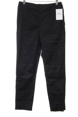 H&M Pantalon en jersey noir style d'affaires