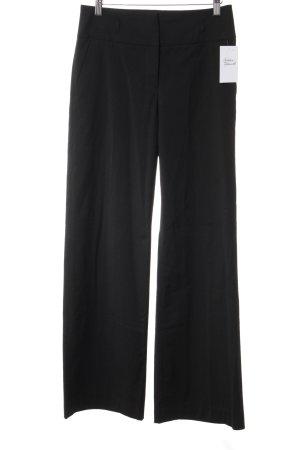 H&M Pantalon en jersey noir élégant