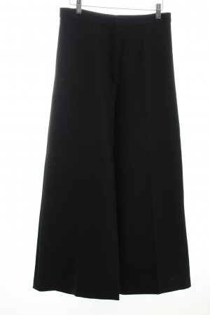 H&M Stoffhose schwarz klassischer Stil