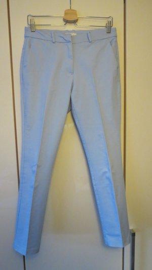 H&M Pantalone a 7/8 azzurro