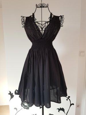 H&M Strandjurk zwart
