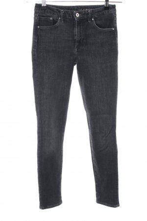 H&M Stretch Jeans black casual look