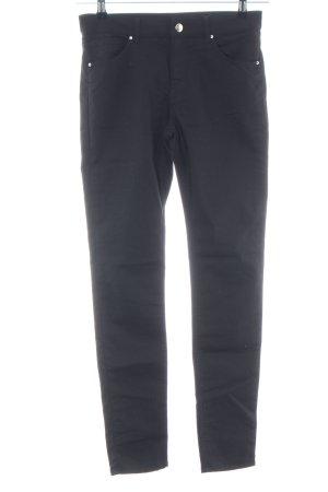 H&M Jeans stretch noir style décontracté