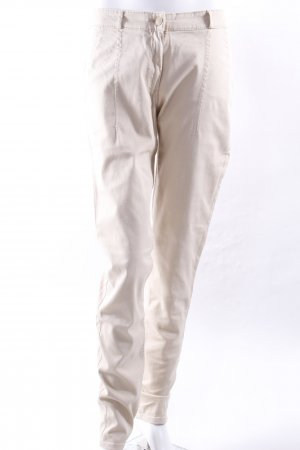 H&M Stretch Jeans creme