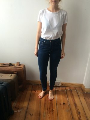 H&M stretch Jeans, Shaping High Waist