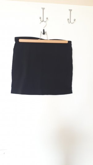 H&M Stretch rok zwart