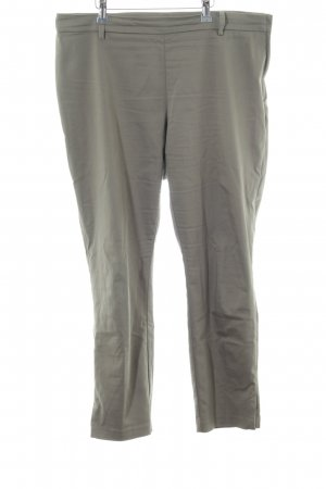 H&M Stretch Trousers khaki allover print casual look