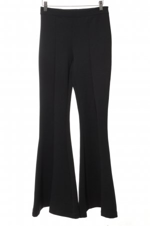 H&M Stretch Trousers black '90s style