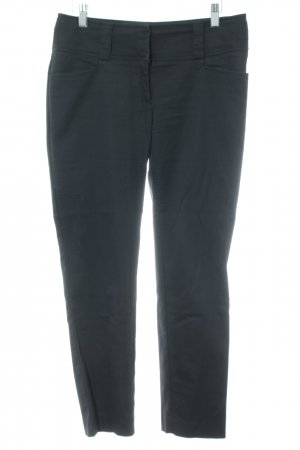 H&M Stretchhose schwarz Business-Look