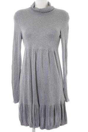 H&M Abito elasticizzato grigio stile casual