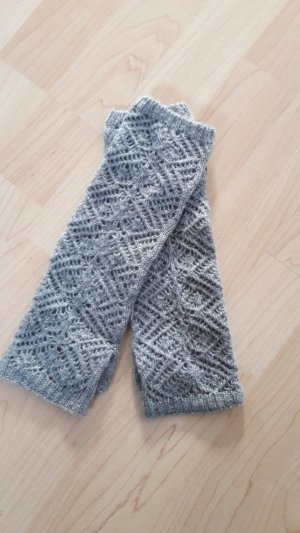 H&M Legwarmers grey-light grey