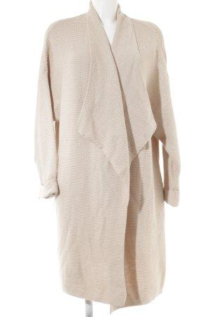 H&M Strick Cardigan altrosa Casual-Look