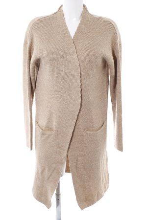 H&M Strick Cardigan beige Casual-Look