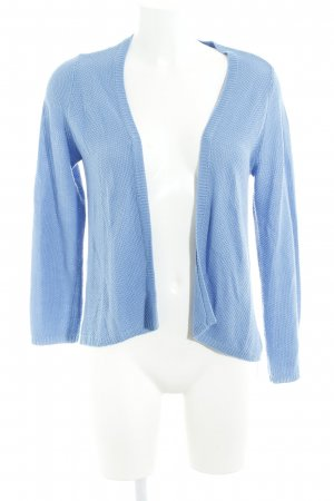 H&M Knitted Cardigan azure casual look