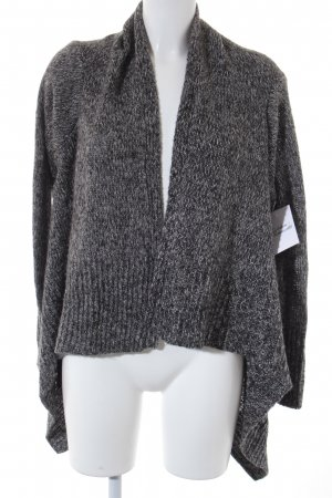 H&M Strick Cardigan meliert Kuschel-Optik