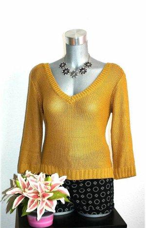 H&M Strick Pullover  gr.38/40 Camel Blogger