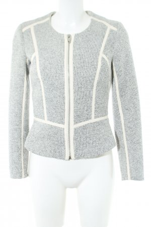 H&M Knitted Blazer allover print business style