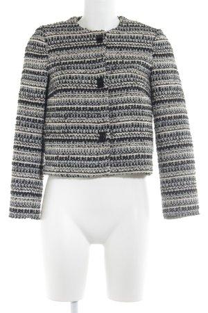 H&M Blazer in maglia multicolore stile professionale