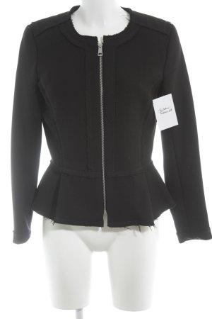 H&M Knitted Blazer black elegant