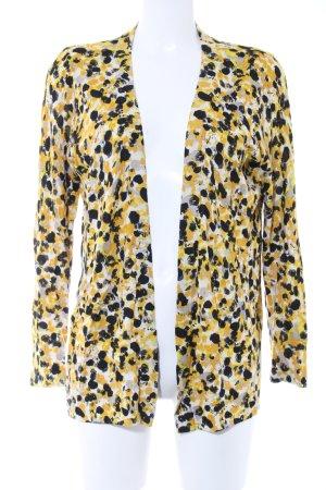 H&M Giacca in maglia motivo astratto stile casual