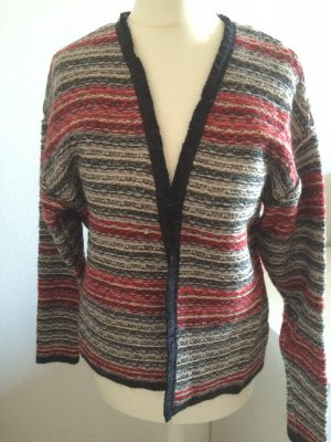 H&M Strickjacke Cardigan S/36 neu rot Winter