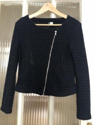 H&M Strickjacke mit #reißverschluss und Taschen