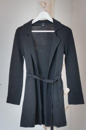 H&M Strickjacke schwarz Größe XS