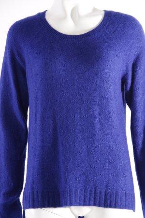H&M Strickpullover Blau