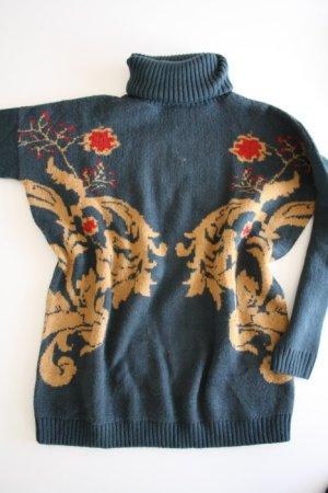 H&M Strickpullover Vintage Rollkragenpullover