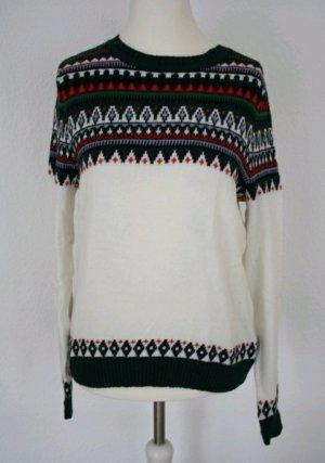 H&M Strickpullover Weihnachtspullover