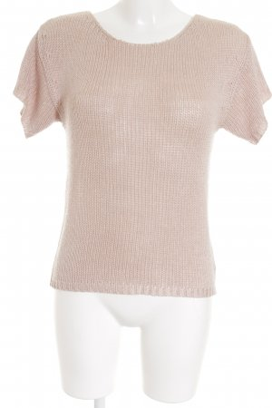 H&M Strickshirt altrosa Webmuster Street-Fashion-Look