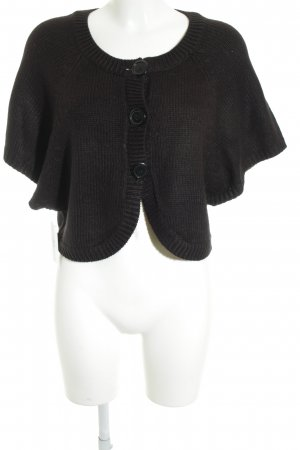 H&M Knitted Vest black casual look