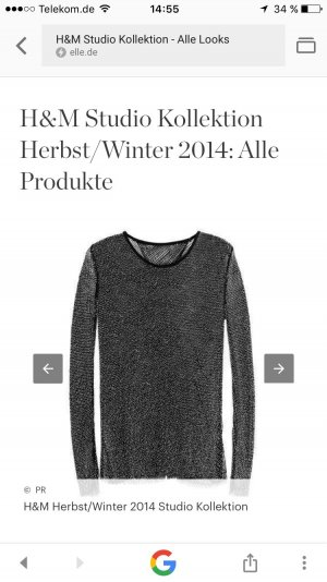 H&M Studio A/W 2014 Shirt
